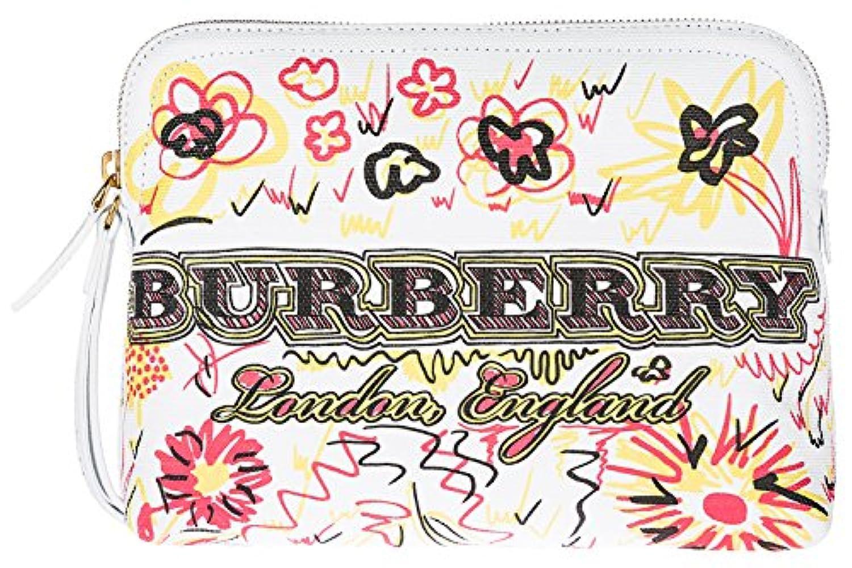 BURBERRY APPAREL レディース US サイズ: One Size カラー: ホワイト