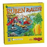 Rüben-Rallye: 15 Minuten, 2-4 Spieler
