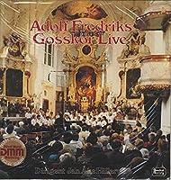 Adolf Fredriks Gossk?r Live - Sealed