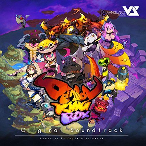 Demon King Box Original Soundtrack
