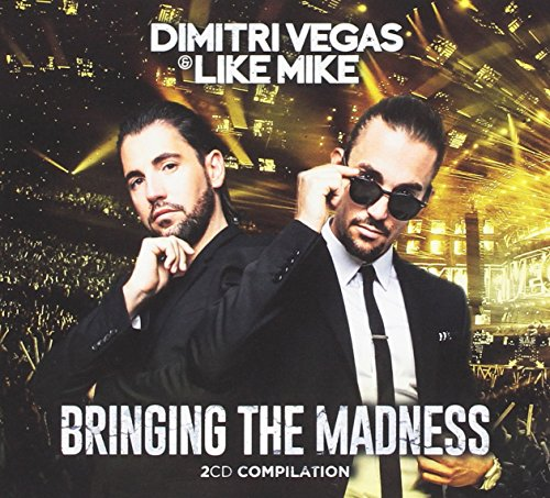 Bringing The Madness (Digipack)