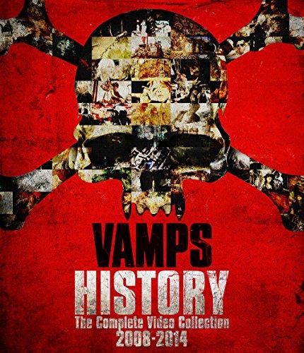【早期購入特典あり】HISTORY-The Complete Video Collection 2008-2014 (初回限定盤A)(特典:A2ポスター) [Blu-ray]の詳細を見る