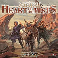 NSKN Games Mistfall Heart of The Mists Game