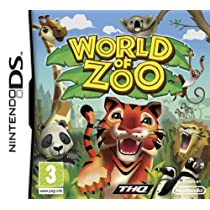 world of zoo (NDS) (輸入版)