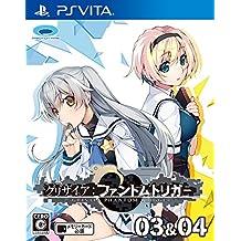 グリザイア ファントムトリガー 03&04 - PS Vita