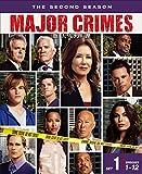 MAJOR CRIMES ~重大犯罪課〈セカンド・シーズン〉 前半セット[DVD]