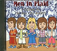 Men in Plaid: Tribute to the Bay City Rollers
