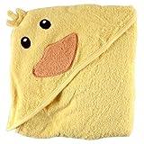 Luvable Friends ラバブルフレンズ Animal Face Hooded Towel アニマル フェイス フード付きバスタオル Duck ダック