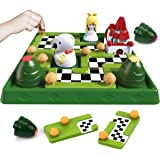 Nueplay Kids Smart Creative Board Games Preschool Logic Game Early STEM Educational Learning Toys Ages 3 4 5 6+ Years Old Boy