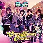 Crazy Bunny Coaster<初回限定盤A>(在庫あり。)
