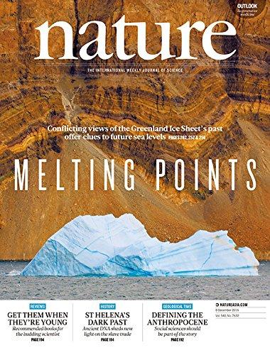 nature[Japan] December 8, 2016 Vol. 540 No. 7632 (単号)