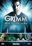 GRIMM/グリム ファイナル・シーズン DVD-BOX[DVD]