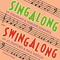 Sing Along with Jonathan & Darlene Edwards by Jonathan & Darlene Edwards (2013-03-10)