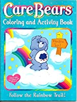 Care Bears Coloring and Activity Book :虹の証跡。