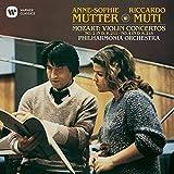 モーツァルト:ヴァイオリン協奏曲第2&4番