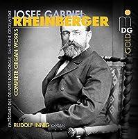Complete Organ Works by Rheinberger