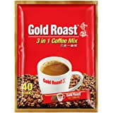 Gold Roast 3in1 Instant Coffeemix, 20 g (Pack of 40)