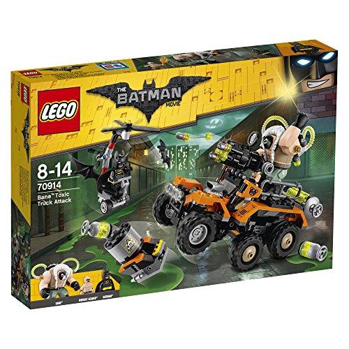レゴ(LEGO)バットマン ベイン™のトクシックトラック アタック 70914