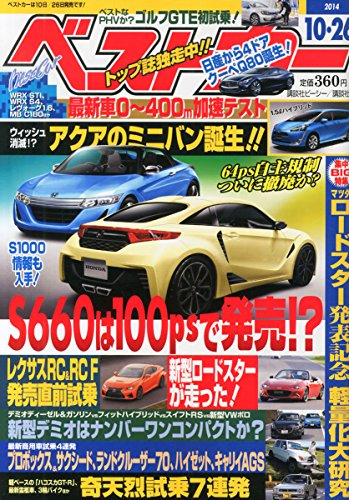 軽自動車の64ps規制が撤廃か?ホンダ「S660」は100ps!?