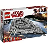 LEGO Star Wars First Order Star Destroyer™ 75190 Playset Toy
