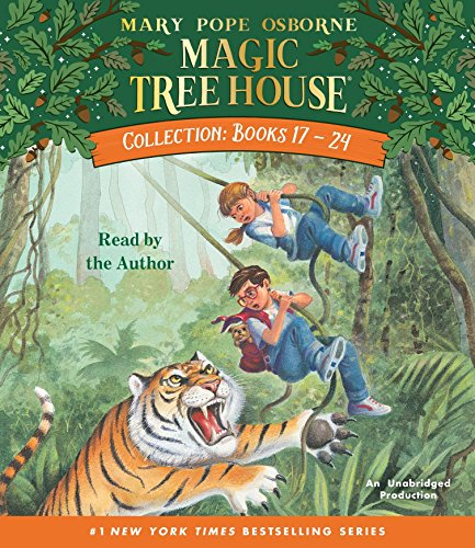 Magic Tree House Collection: Books 17-24 (Magic Tree House (R))の詳細を見る