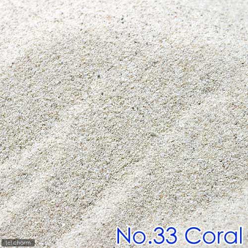 No.33 Coral(サンゴ砂) パウダー 3リットル(30cm水槽用)