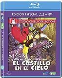 天空の城ラピュタ(スペイン語)Blue-ray&DVDコンボ / El Castillo En El Cielo (Spain) [Import]