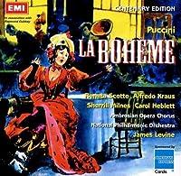 Puccini;La Boheme
