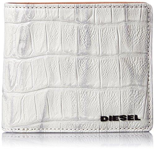 93fc7a443c0a ディーゼル DIESEL メンズ 財布 二つ折り 型押しクロコウォレット X03902P0178 UNI ホワイト T1003 :  Amazon・楽天・ヤフー等の通販価格比較 [最安値.com]