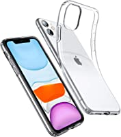 ESR Case for iPhone 11 [2019 Model, 6.1-Inch], Case Cover with Slim Clear Soft TPU, 1.1 mm Thick Back Case,...