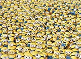 1000ピース ミニオンと怪盗グルー ジグソーパズル (69×50) Despicable Me 2 [並行輸入品]