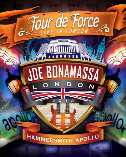 Tour De Force: Live in London - Hammersmith Apollo [Blu-ray] [Import]