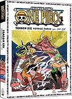 ワンピース:シーズン6 パート3 北米版 / One Piece: Season Six - Voyage Three [DVD][Import]
