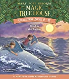 Magic Tree House Collection: Books 9-16: #9: Dolphins at Daybreak; #10: Ghost Town; #11: Lions; #12: Polar Bears Past Bedtime; #13: Volcano; #14: Dragon King; #15: Viking Ships; #16: Olympics (Magic Tree House (R))