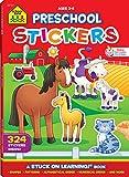 Preschool Stickers (Stuck on Learning)