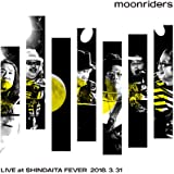 moonriders LIVE at SHINDAITA FEVER