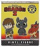 """クロールToothless : ~ 2.7?"""" How to Train Your Dragon 2?x Funko Mystery Minisビニールmini-figureシリーズ"""