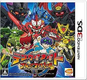 テンカイナイト ブレイブバトル (初回封入特典:スマートバトルXで使えるテンカイコード付きオリジナルカード 同梱) - 3DS