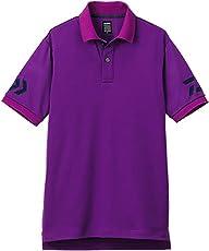 ダイワ(Daiwa) 釣り シャツ 半袖 ポロシャツ DE-7906