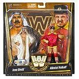 WWE レジェンド 2パック #01 アイアン シーク & ニコライ ボルコフ