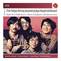 The Tokyo String Quartet Plays Haydn And Mozart