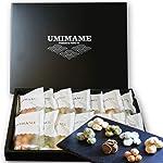 父の日 お中元 おつまみ UMIMAME(ウミマメ) 海鮮おつまみセット 豆7種×2