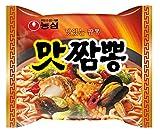 NONG SHIM 農心 マッチャンポン 130g×4個入りパック ノンシン 韓流中華チャンポン 韓国ラーメン インスタントラーメン