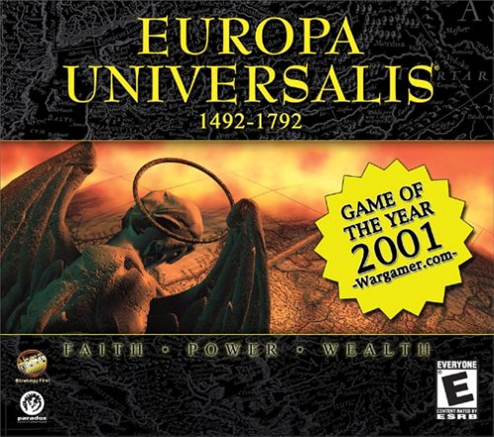 個人的な単なるスタッフEuropa Universalis (Jewel Case) (輸入版)