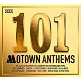 101 Motown Anthems (Cd Box Set)