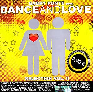 Vol. 2-Dance & Love: Selection