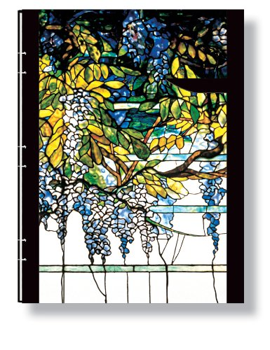 Tiffany Wisteria Ultra (Handstitched Tiffany Leaded Glass)