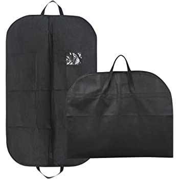 310d271506 Walant 洋服カバー ガーメントバッグ スーツ持ち運び 洋服キャリーバッグ スーツ用 収納カバー 型崩れ