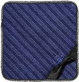 [ランバンオンブルー] レディース ハンカチーフ レディース ハンカチーフ 17408011B イエロー 日本 28cm×28cm (FREE サイズ)