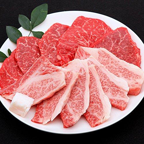 神戸牛 焼肉 セット 極上 カルビ & モモ 計500g